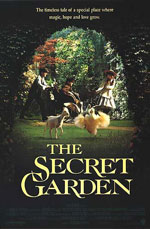 An image of the bookcover for The Secret Garden